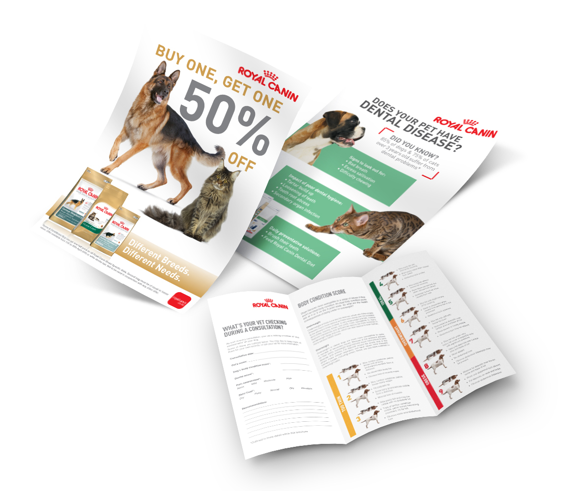 Royal Canin Design